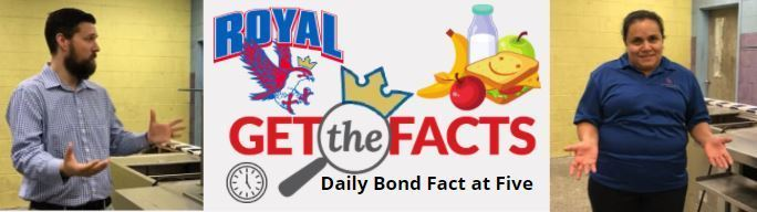 Royal ISD Bond 2020 Team Spotlight: Royal Nutrition Services
