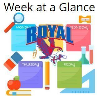 Week at a Glance: 11/16 - 11/22