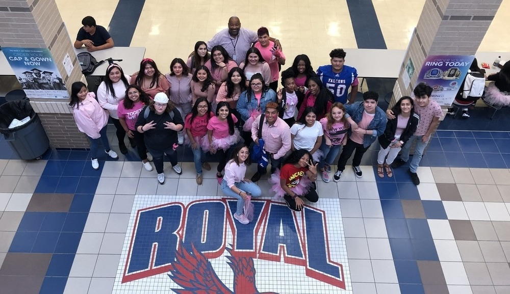Royal ISD Wins First Place in Cool Schools Contest!