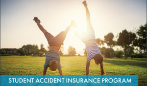 New! Voluntary Student Accident Insurance Program