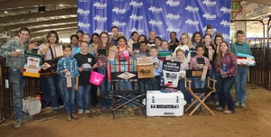 Royal FFA Exhibitors Bring Home Championships from the Waller County Fair