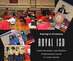 "Royal ISD Launches ""Land Developer and Realtor Professional Lunch & Learn Series"""