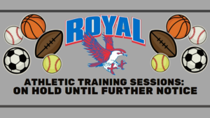 FALCON ATHLETES: Summer Training Sessions On Hold