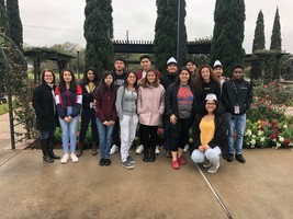Future Business Leaders of America Seniors Visit Blinn Junior College