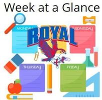 Week at a Glance:  2/1 – 2/7