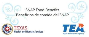 Winter Storm SNAP Benefit Updates for Families