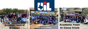 2020 UIL Academic Team Results