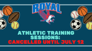 RISD Athletics Sessions Cancelled until July 12