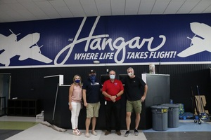 Community Partnership Spotlight: The Hangar Unity Center