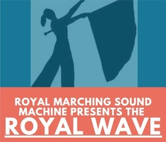 Royal Wave (Color Guard) Applications Are Being Accepted Now!