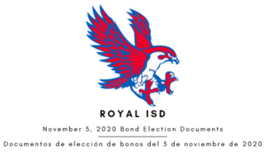 2020 RISD Bond: Notice, Propositions, Sample Ballot, Election Order
