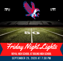 Friday Night Lights: Royal at Boling