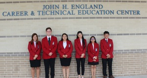 SkillsUSA Executive Officers for 2019-2020