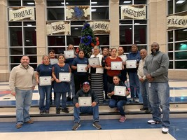 RISD Honors Custodial Staff