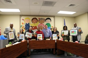 School Board Recognition Gifts