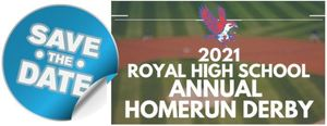 Save the Date! 2021 Homerun Derby