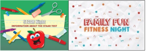 Family Fun & Fitness / STAAR Information Night