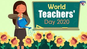 Celebrating World Teachers' Day 2020