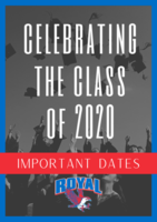 Attention Falcon Seniors - Senior Event Celebrations Have Been Scheduled!