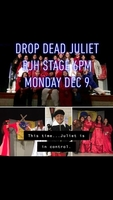 "RJH to Present ""Drop Dead Juliet"""