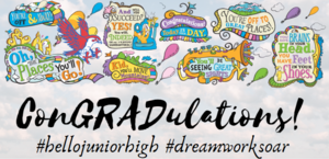 Looking Back: 2019-2020 Fifth Grade Graduation Celebration