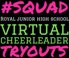 RJH Virtual Cheerleader Tryouts