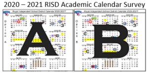 We want your feedback for the 20-21 Academic Calendar!