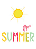 Happy Summer, Falcons!
