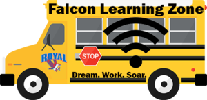 "New Opportunity to Stay Connected – Royal ISD Introduces ""Falcon Learning Zones"""