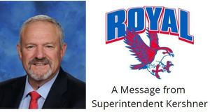 A Message from Superintendent Kershner