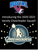 Introducing the 20-21 Varsity Cheerleaders!