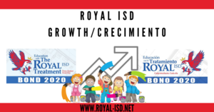 Royal ISD Bond 2020: District Growth in Freeman Ranch