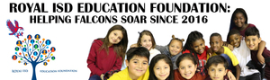 Royal ISD Education Foundation: Helping Falcons Soar