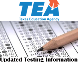 ​Updated STAAR and Assessment FAQs from Texas Education Agency​