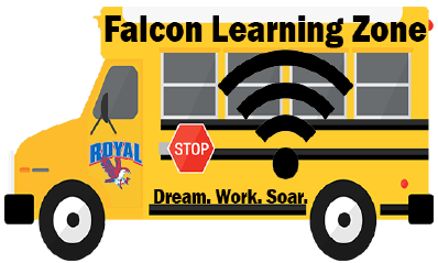 Attention Falcon Remote Learners! Please visit https://5il.co/l7xt to access the current WiFi bus schedule. Have a great week!