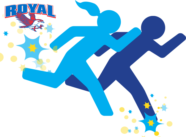 The 24-4A District cross country meet will be held at Royal on  Wednesday, October 28th at 8:30am. It will be held just west of the high school starting. The first event will be the Varsity Boys 5K at 8:30 am . Complete event information is available at https://5il.co/mh2e.