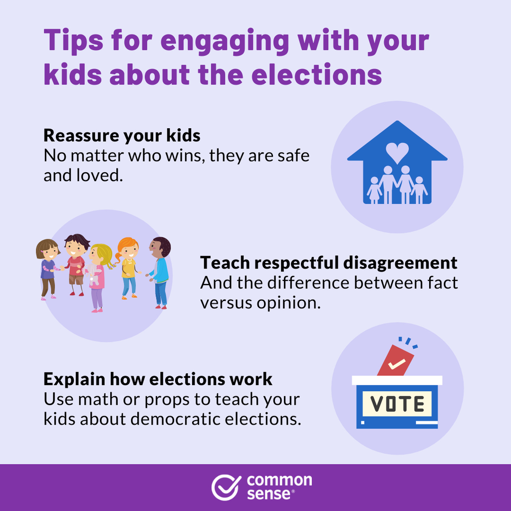 Kids and elections