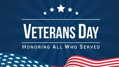 Veterans' Day is on Wednesday, Nov. 11. Royal ISD would like to honor its veterans by sharing their pictures and stories. Please send pictures of the veterans in your life along with their name and a brief story about their service to falconstrong@royal-isd.net. Thank you!