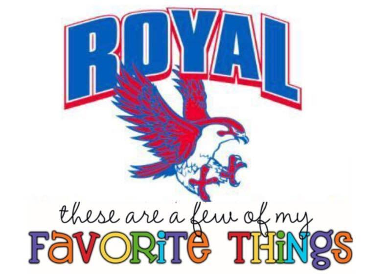 What are your favorite things about Royal ISD? Bonus points if you include pictures!
