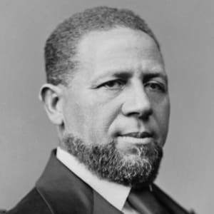 Black History Month: Hiram Rhodes Revels was the first African American ever elected to the U.S. Senate. He represented the state of Mississippi from February 1870 to March 1871. https://www.biography.com/political-figure/hiram-r-revels