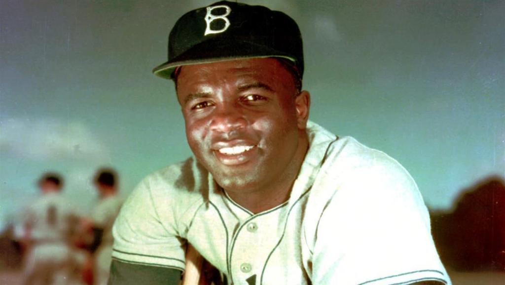 On April 5, 1947, Jackie Robinson became the first African American to play Major League Baseball when he joined the Brooklyn Dodgers. He led the league in stolen bases that season and was named Rookie of the Year. https://www.history.com/topics/black-history/jackie-robinson