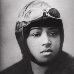 "Black History Month: Bessie Coleman soared across the sky as the first African American, and the first Native American woman pilot. Known for performing flying tricks, Coleman's nicknames included ""Brave Bessie"" and ""Queen Bess"". http://bit.ly/3jba5Iu"