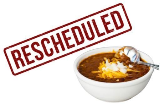 "IMPORTANT UPDATE: The annual Friends of Royal FFA Chili Supper has been moved to Sunday, February 21. ""To Go"" Chili starts at 4:00PM, sit down meal starts at 4:30PM. Auction starts at 6PM. Chili will be $10.00 for adults and $5.00 for children."