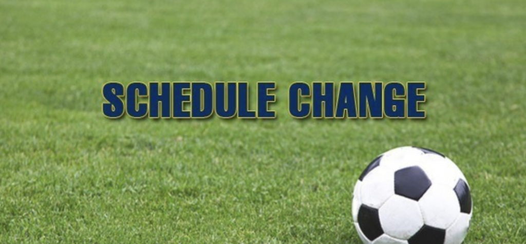 Attention Falcon soccer fans! The games scheduled for Friday 2/19 have been rescheduled for Monday, 2/22. JV men's at 4:30PM, varsity men's at 6:00PM, and Lady Falcons at 7:30PM.  We hope you are all staying safe and warm!