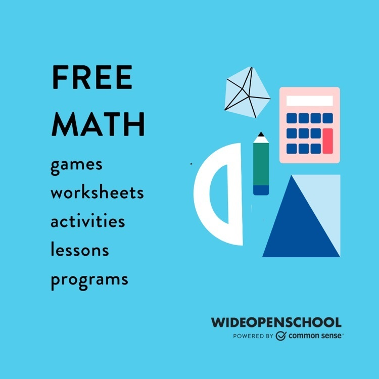 1 + 1 = fun! Math is fun with these free virtual and offline activities for kids to do at home. Check them out: http://comsen.se/Wf22E 🤓🧮