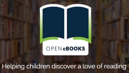 National Reading Month - First Lady Michelle Obama announced a new app called Open eBooks, which offers students access to thousands of digital books free of charge for children of families in need. https://openebooks.net/about.html