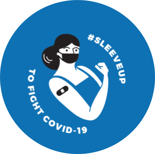 Did you know there are 3 options for the COVID vaccine? Two options (Pfizer and Moderna) are given in two doses, and the other (Johnson & Johnson) in one dose. #SleeveUp for a future safe from #COVID19. Key facts: http://bit.ly/3eiONs3