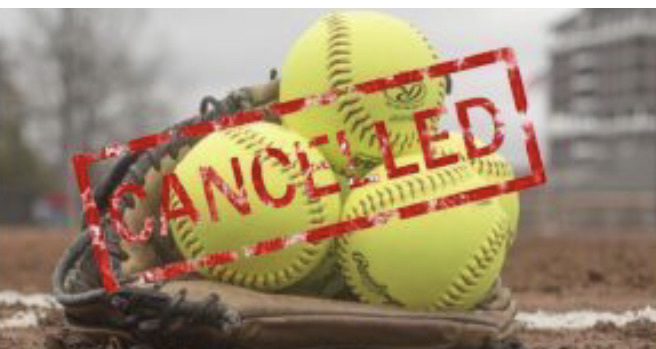 Cancelled: The home softball games scheduled for Tuesday 3/16 against Navasota and Wednesday 3/17 against Bellville have been cancelled.