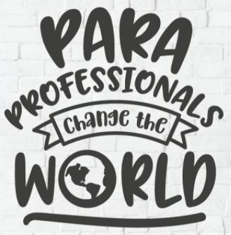 Good morning, Falcons! Today, we celebrate our Falcon paraprofessionals. Do you have a story about a RISD para who made an impact on your child? Please share in the comments or send your story and picture to falconstrong@royal-isd.net.