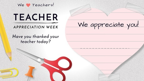Teachers are true nation builders. Without them, no other profession would be possible. They inspire and change lives. They go above and beyond day in and day out.  Have you thanked your teacher today?